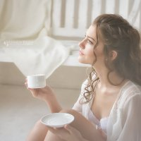 нежное утро невесты... :: Криcтина Байрамкулова