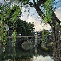 Мост Нидзюбаси, Токио :: Tatiana Belyatskaya
