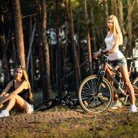 велопрогулка :: Svetlana SSD Zhelezkina