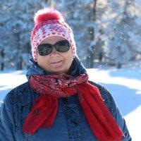 8 марта в горах :: Ирина