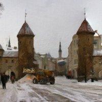 Ворота в старый город :: Татьяна Смирнова