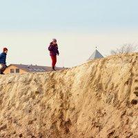 над крышами :: Valdis Veinbergs
