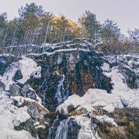 Весенние водопады. карьер Старая Линза... :: Pavel Kravchenko