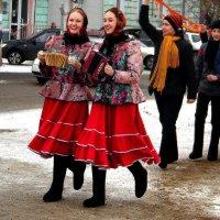 Масленица к нам идёт-веселись,гуляй народ! :: nadyasilyuk Вознюк