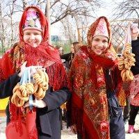 Масленичные гуляния :: Ангелина Божинова