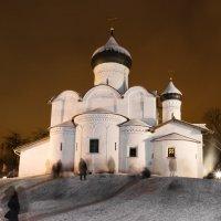 Церковь Василия на Горке :: Илья Романов