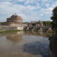 Мост и замок Святого Ангела :: Руслан Гончар