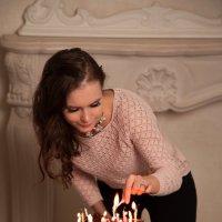 Праздничный торт! :: Анита Гавриш