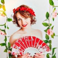 Весенний цветок :: Анна Коняхина
