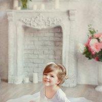 Кукла Балеринка :: Елена Левчук