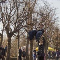 Прыжок :: Михаил Сергеевич Карузин