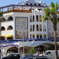 Комплекс апартаментов Парк Сантьяго III в центре Лас Америкас :: Елена Павлова (Смолова)