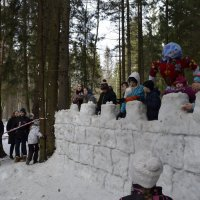 Снежный городок :: ЕСЕНИЯ ♥