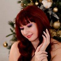 Новогодняя :: Наталья Зинченко