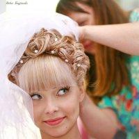 Утро невесты Дарьи... :: Алёна