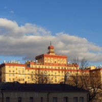 Весна в моем городе :: Андрей Лукьянов