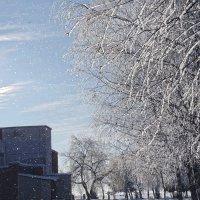 Школа зимой :: Alina_ Mash