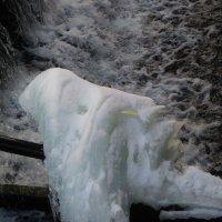 Ледяной лик :: Лариса Чудиновских