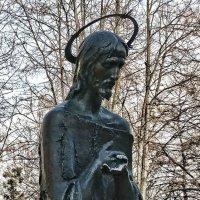 Христос  молящийся.... :: Владимир Бровко