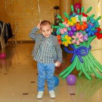 На день рождении большого человека :: Кристина Беляева