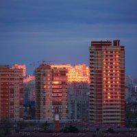 Закатные отражения :: Андрей Майоров