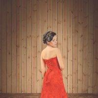 Съёмка вечерних платьев. :: Дмитрий Чурсин