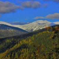 Про осень в горах :: Сергей Чиняев