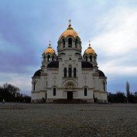 Собор в Новочеркасске. :: Береславская Елена