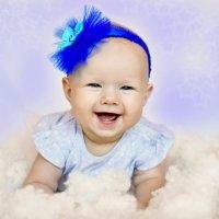 Маленький ангелочек! :: Вероника Подрезова