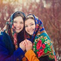 сестренки :: Ярослава Бакуняева