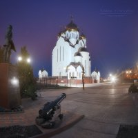 Величие Рождества Христова :: Антон Сологубов