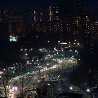 Звездная ночь :: Андрей Горячев