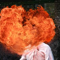 Пламенное сердце :: Александр Валяев