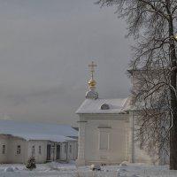 Монастырь :: Елена Артамонова