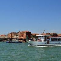 К Венеции :: Ольга