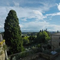 Прекрасная Тоскана, город Сан-Джиминьяно :: Mix Mix