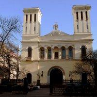 Лютеранская церковь св.Петра .Санкт-Петербург :: elena manas