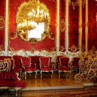 Зимний дворец. Будуар императрицы :: elena манас