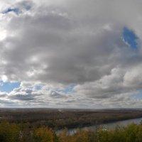 Облачное небо :: Сергей Тагиров