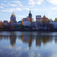 Москва Новодевичий монастырь :: Swetlana V