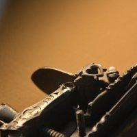 фрагмент ружья 1819 года :: ~Таня ~