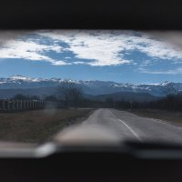 Мир через окно автомобиля :: Daniel Woloschin