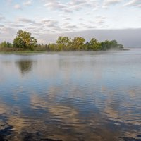 Облака над туманом :: Galina