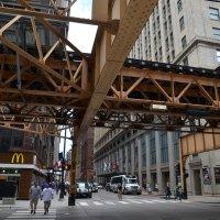 Где-то в Чикаго (2) :: Дмитрий Муромцев