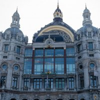 Железнодорожный вокзал, Антверпен :: Witalij Loewin