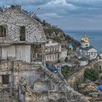 Монастырь строится :: Игорь Кузьмин