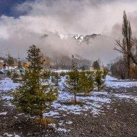 облачность в горах :: Марат Макс