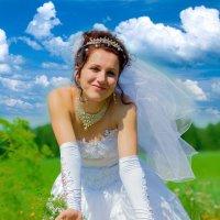 Невеста в ромошках :: Cергей Александров