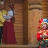 веселая семейка :: Ярослава Бакуняева