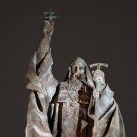 памятник Патриарху Ермогену на Красной площади :: Нина Прокофьева